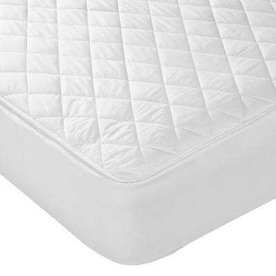 Extra Deep Quilted Mattress Bed Protector Topper Fitted Cover Double King Size 8