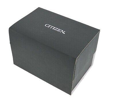 Citizen Eco-Drive Primo Men's Chronograph Black Leather 45mm Watch CA0681-03E 5
