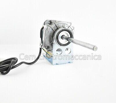 Motore Elettrico 3 velocità 85 W - ventilatore fan coil condizionatore monofase 4
