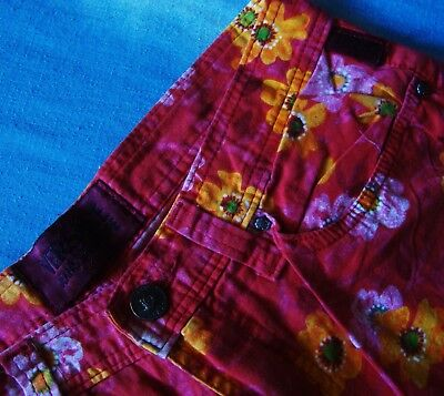 TROUSERS vintage VERSACE Jeans Couture made in Italy TG 30-44 circa S/M 5
