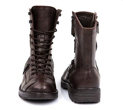 d0c8d6288c646 ... 11 Stivali Stivaletti Scarpe Uomo Pelle PU Polacchini Anfibi Sneakers  Camperos S68s 7