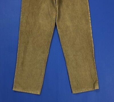 7ebb3b7be0a0af ... Mash pantalone donna velluto a coste usato vita alta W26 tg 40 vintage  T4676 11