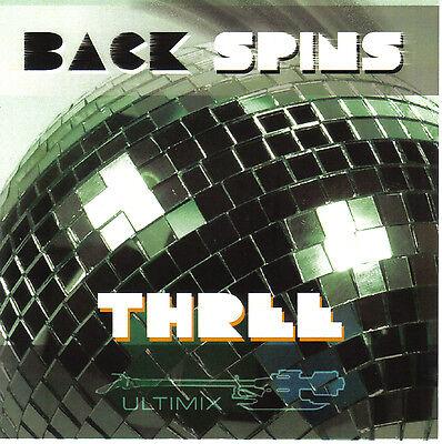 BACK SPINS CD Bundle Ultimix Records (Back Spins 1,2,3 & 4)