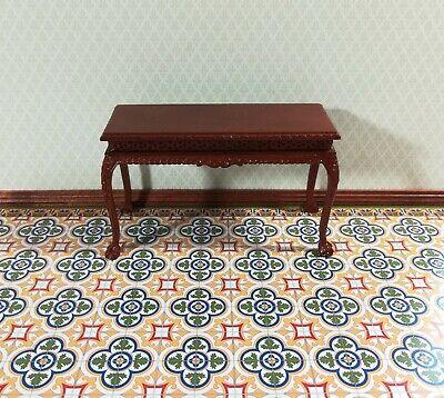 Dollhouse Miniature Victorian Tile Large Flooring Sheet Card Stock 1:12 Scale 5