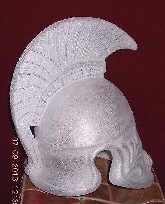 Ancient, Greek helmet Metal A copy 14.2 inch 3
