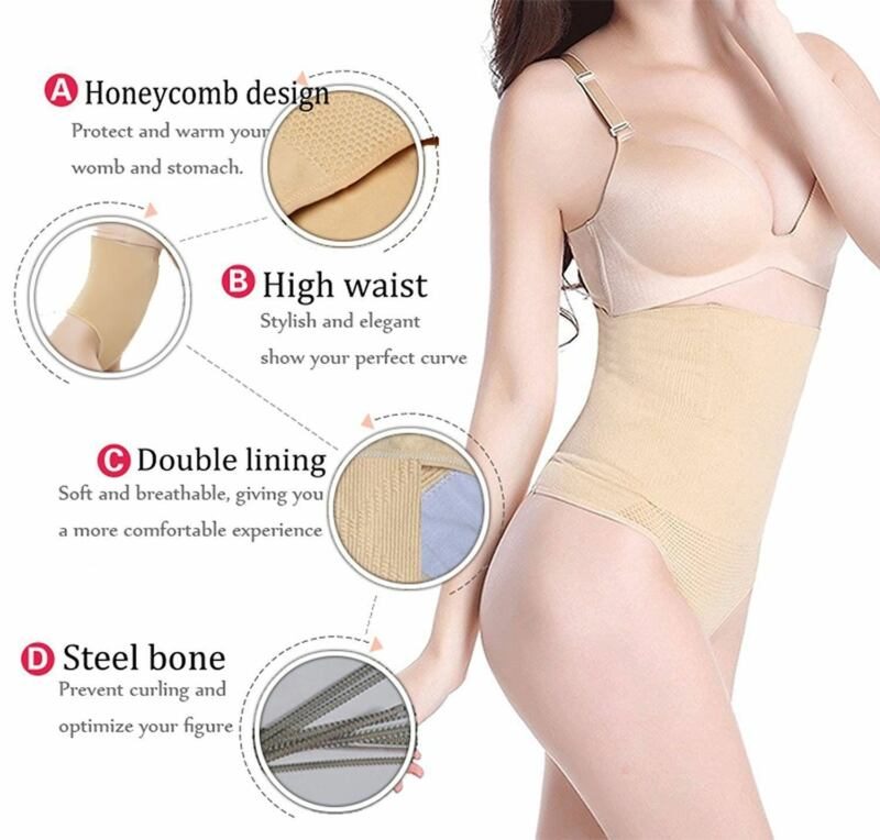 POSTPARTUM RECOVERY TUMMY Tuck Belt Body Shaper Girdle Belly Slim Waist  Trainer
