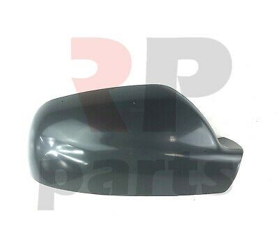 PEUGEOT 307 2001-2007 NEW WING MIRROR COVER CAP PRIMED RIGHT O//S DRIVER