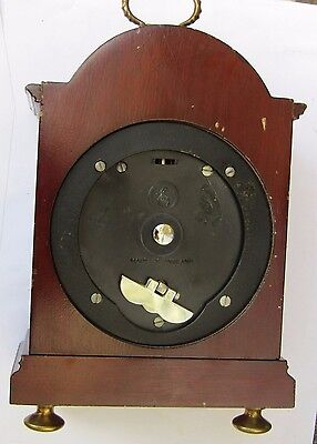 Vintage/Antique  Collectable by Mappin & Webb Scott Elliot Bracket Clock 4