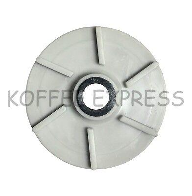 Impeller (2) Crathco 3587 & (4)  Bearing Sleeve  Crathco 3220 bubbler part - 046