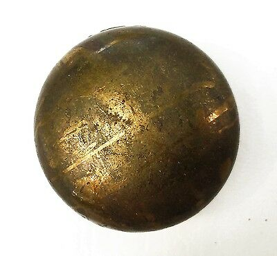 "1 1/2"" Bronze Antique Hardware Vintage Drawer Pull Knob Deco Mid Century Modern 4"