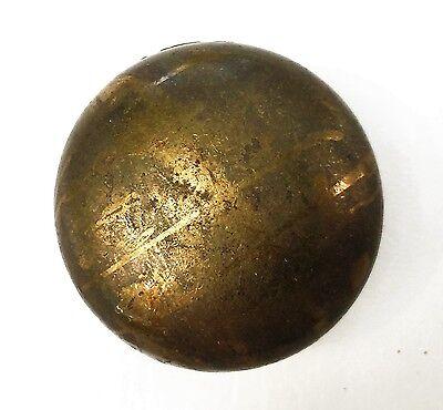 """1 1/2"""" Bronze Antique Hardware Vintage Drawer Pull Knob Deco Mid Century Modern 4"""