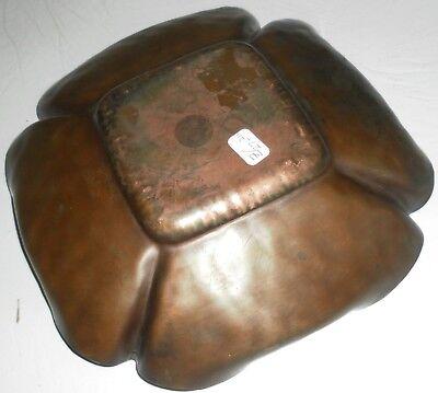 CRAFTSMAN Arts & Crafts Copper Ashtray 2