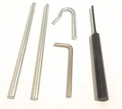 Henderson Merlin Garage Door Spares Cones Cables Repair Tools 4mm