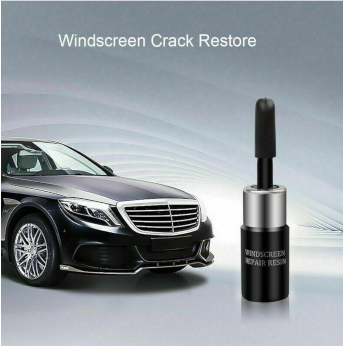 Automotive Glass Nano Repair Fluid Glass Crack Chip Repair Kit 2020 8