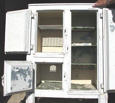 Antique Wooden Ice box 2