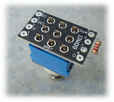 Brilliant 3Pdt Wiring Board Basic Electronics Wiring Diagram Wiring 101 Orsalhahutechinfo