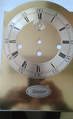 Kieninger  clock dial  for J Movement 155x200x230mm 2