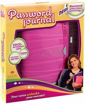 Mattel Y2569 Girl Tech Password Journal ***BRAND NEW SEALED***