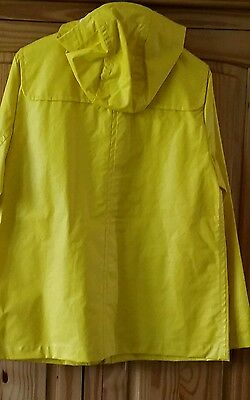 Neuf Veste coupe vent Treeker9 Tudy jaune cire marin mixte Jaune 50109