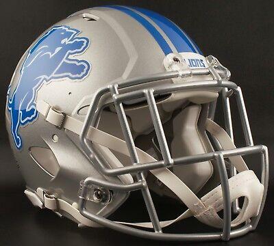 NAVY BLUE DENVER BRONCOS Riddell Speed S2EG-II-SP Football Helmet Facemask