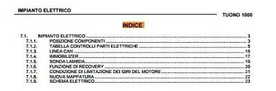 manuale officina (ITA)Aprilia RSV-tuono new 1000 (2004-2009)work manual 6