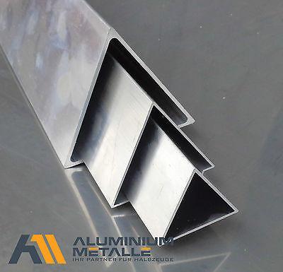 ALU Aluminium Rundrohr AlMgSi0,5 Profil Rohr 30x2 mm Schnittlänge 1m