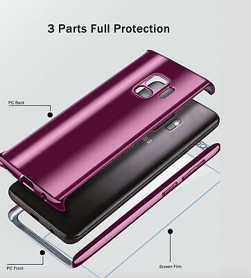 For Samsung Galaxy Phones 360°Shockproof Full Body Hybrid Hard Case Cover