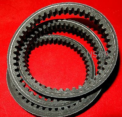 BX31 Belt BX 31 Cogged V Belt, 5/8 x 34 Belt Outside Diameter 5