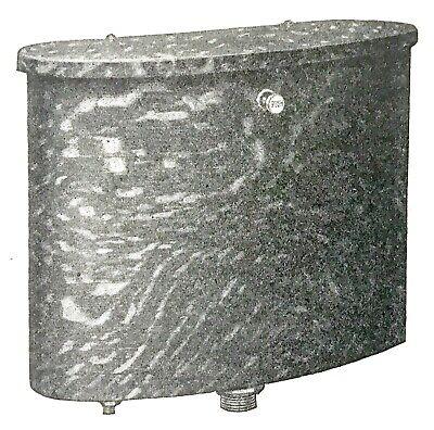Pamphlet:  Bath Bathroom Vitro Tanks W.b. Hubbard & Sons Co. Boston Nr 4