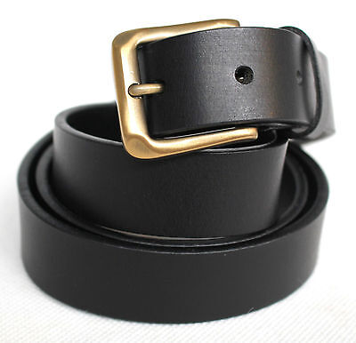 New Quality Genuine Full Grain Leather  Men's  Belt Australian Seller 41008 4