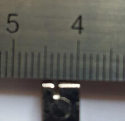 Alter Schlüssel No 2 JuNie 437 Hohlschlüssel Möbelschlüssel Nutenbart J 6