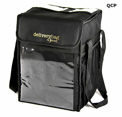 Food Delivery Bag- Hot Or Cold Food- Fully Insulated- Medium 2