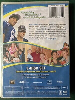 Kendra: Seasons Two and Three, 2 & 3, SEALED, 3 DVDs, Ohio Seller, Playboy model 2