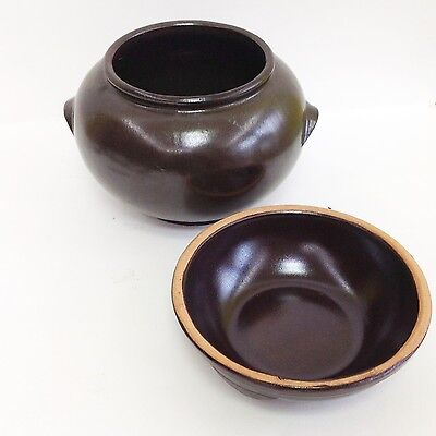 Pottery Jar Pot Fermented Foods onggi Korean Ceramic