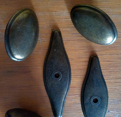 3 vintage Romanian metal key lock hold door locks cabinet furniture decoration