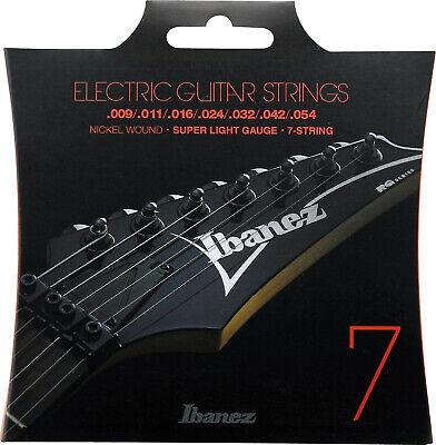 10x Set Rocktile Super Light E-Gitarre Saiten Ersatz Saitensatz Gitarre 009-042