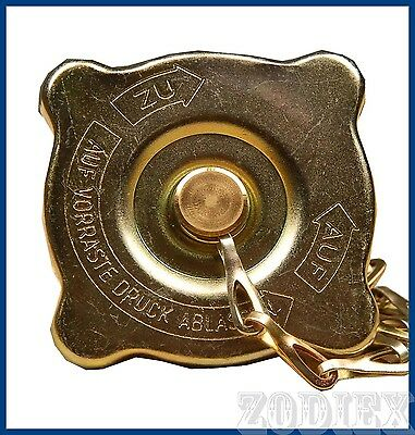 RADIATOR CAP WITH CHAIN MERCEDES Truck