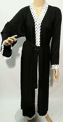 Women latest 2016 abaya saudi arabia/dubai abaya.Neda material size 52.54 & 56 2