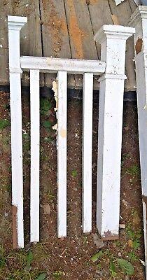 Stair Railing 5 1/2 Posts & 3 Balusters  4x4 Douglass Fir? 7