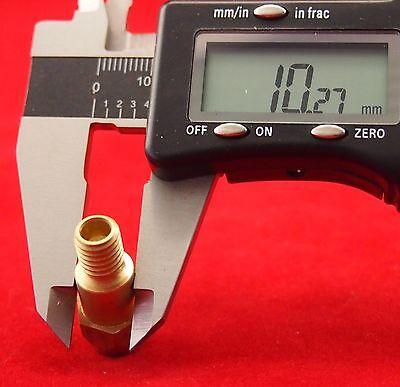 MB36 MIG Contact Tip Holder Adaptor (M6) BZL36 MIG Contact Tip Holders 50Pcs 8