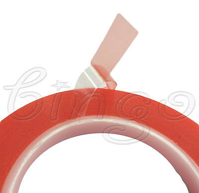 3M RED Double Sided Super Sticky Heavy Duty Adhesive Tape For Cell Phone Repair 2