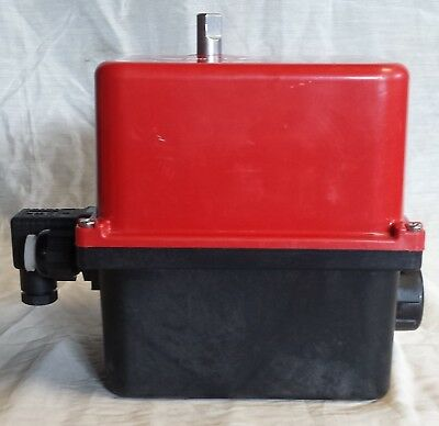 Attuatore rotante elettrico - Burkert 225211 - funzionante 4
