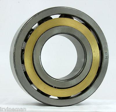 """NOS QUALCUT 35 mm 6 Flt HSS 6-1//4/"""" X-Long END MILL 25 mm Screw Shank WR3A1.11"""