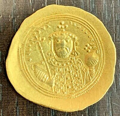 Mint Byzantine - Constantin Ix 1042-1055 - Histamenon Nomisma 2