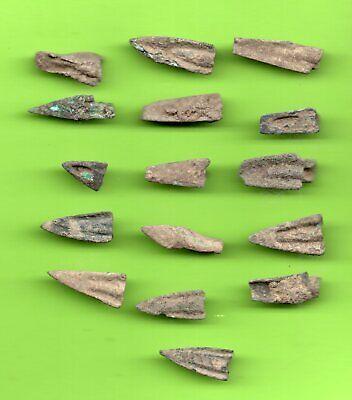 Lot 16 Sarmatia OLBIA Cast Proto Money ARROW 5th BC Ukraine Russia 18 2