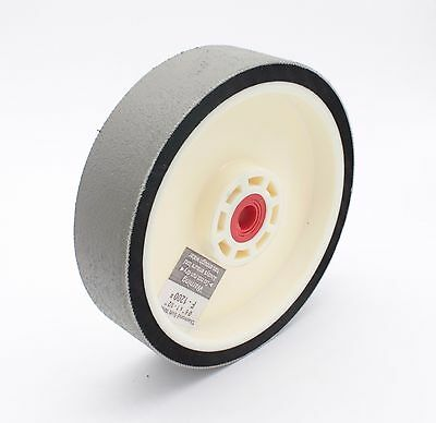 "6""x1"" 1200Grit Lapidary Glass Grinder Polisher Diamond Resin Soft Grinding Wheel 2"