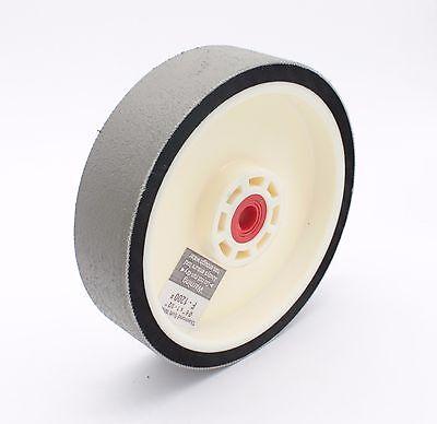 "8""x1-1/2"" 1200GritLapidary Grinder Polisher Diamond Resin Soft Grinding Wheel 2"
