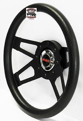 "1974-1986 Suburban GMC pickup Jimmy steering wheel CLASSIC CHROME 13 1//2/"" Grant"