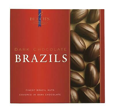 Beech's Luxury Dark Chocolate Brazils 140g (Pack of 2) 2
