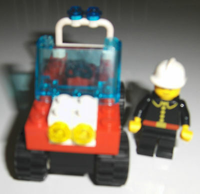 LEGO Set 6511 Rescue Runabout mit BA set with instruction